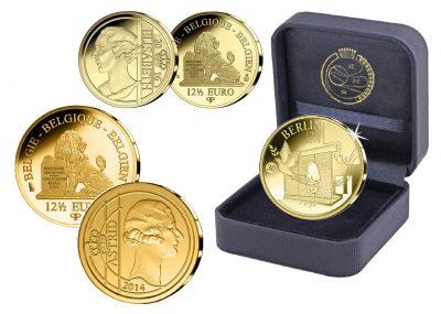 Belgie 12.50 Euro