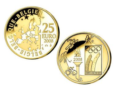 Belgie 25 Euro