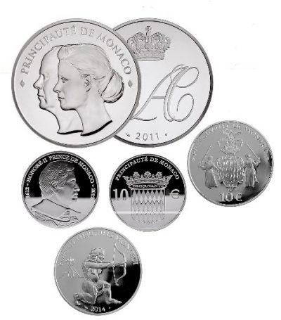 Monaco 10 Euro