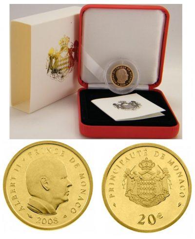 Monaco 20 Euro