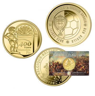 Belgie 2,50 Euro