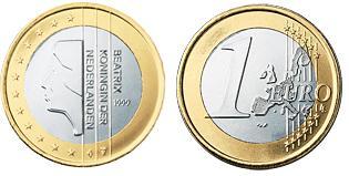 Nederland 1 Euro