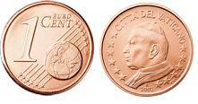 Vaticaan 1 Cent