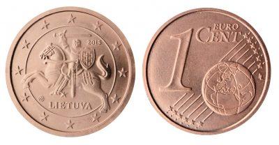 Litouwen 1 Cent