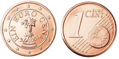 Oostenrijk 1 Cent