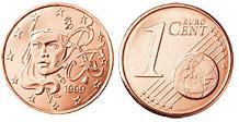 Frankrijk 1 Cent