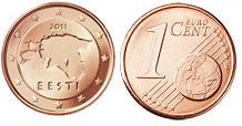 Estland 1 Cent