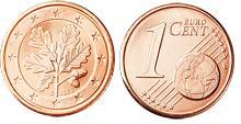 Duitsland 1 Cent