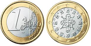Portugal 1 Euro