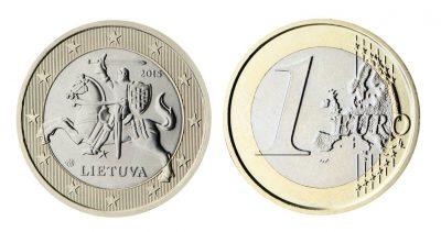 Litouwen 1 Euro