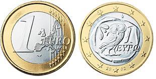 Griekenland 1 Euro