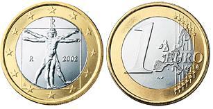 Italie 1 Euro