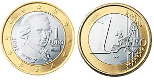 Oostenrijk 1 Euro