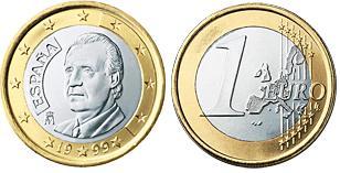 Spanje 1 Euro