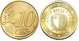 Malta 10 Cent