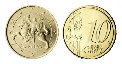Litouwen 10 Cent