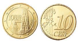 Oostenrijk 10 Cent