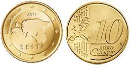 Estland 10 Cent