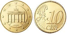 Duitsland 10 Cent