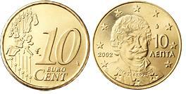 Griekenland 10 Cent