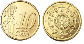 Portugal 10 Cent