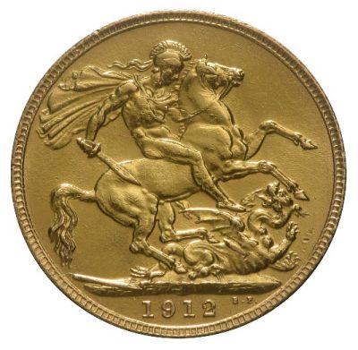 Gold Coins Engeland