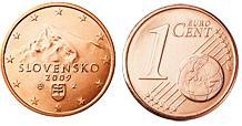 Slowakije 1 Cent