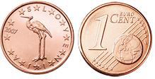 Slovenie 1 Cent