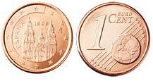 Spanje 1 Cent