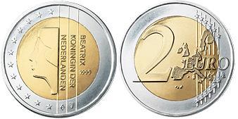 Nederland 2 Euro