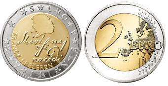 Slovenie 2 Euro