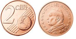 Vaticaan 2 Cent