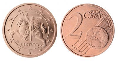 Litouwen 2 Cent