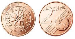 Oostenrijk 2 Cent
