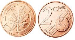 Duitsland 2 Cent