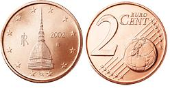 Italie 2 Cent