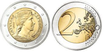 Letland 2 Euro