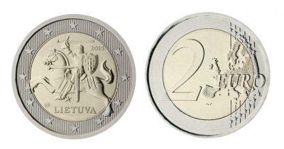 Litouwen 2 Euro