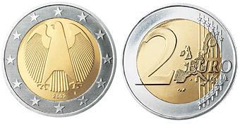Duitsland 2 Euro