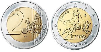 Griekenland 2 Euro