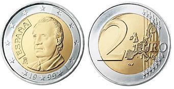 Spanje 2 Euro