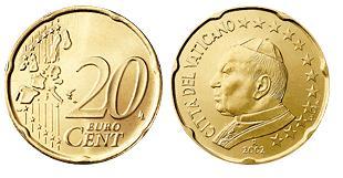 Vaticaan 20 Cent