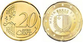 Malta 20 Cent