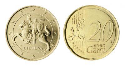 Litouwen 20 Cent