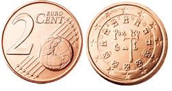 Portugal 2 Cent