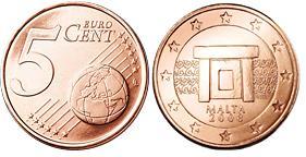 Malta 5 Cent