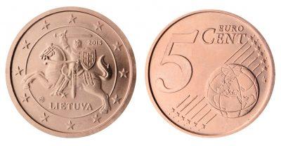 Litouwen 5 Cent
