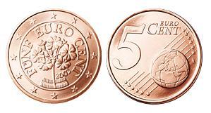Oostenrijk 5 Cent
