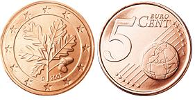 Duitsland 5 Cent
