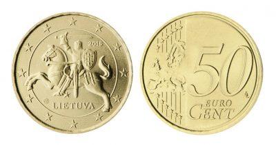 Litouwen 50 Cent